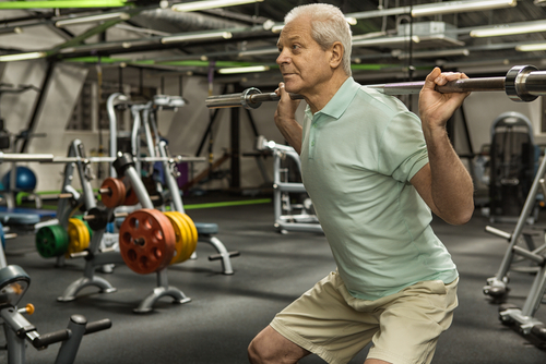 Use It or Lose It, exercising with arthritis
