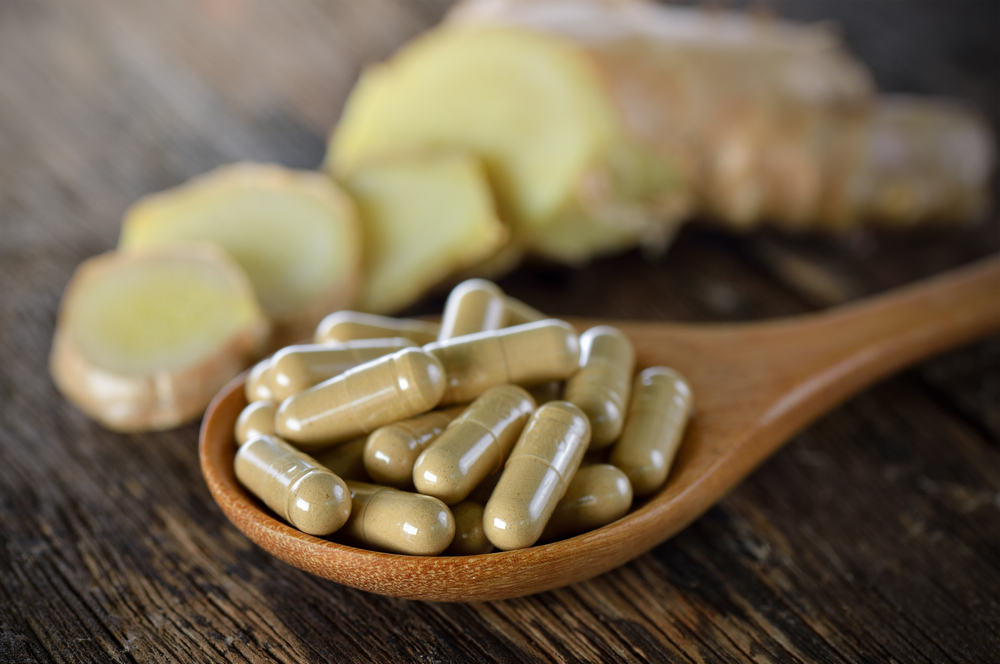 Ginger Supplements, DOMS, muslce soreness