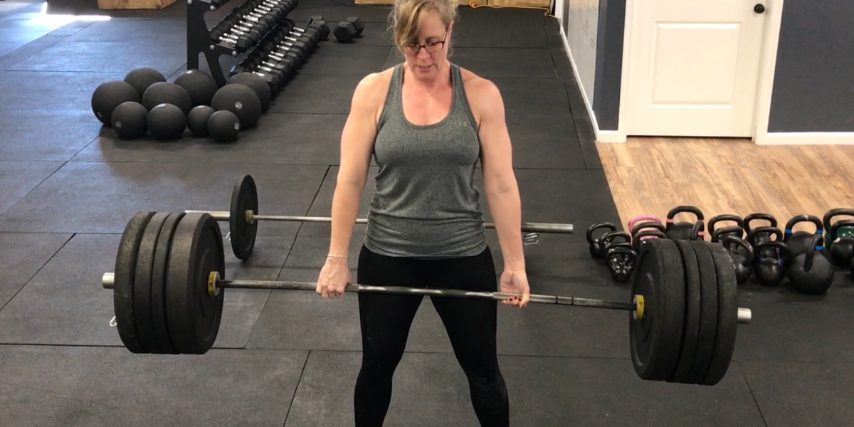 muscle memory weight lifting