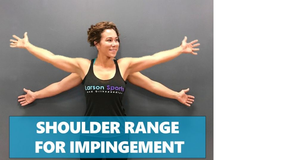 shoulder impingement position, how shoulder impingement happens