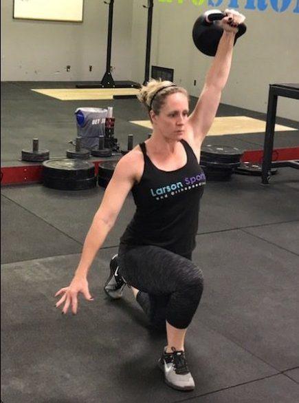 list of exercises Kettlebell