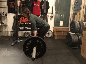 Loss of Core Stability, signs of a weak core, deadlift spinal neutral