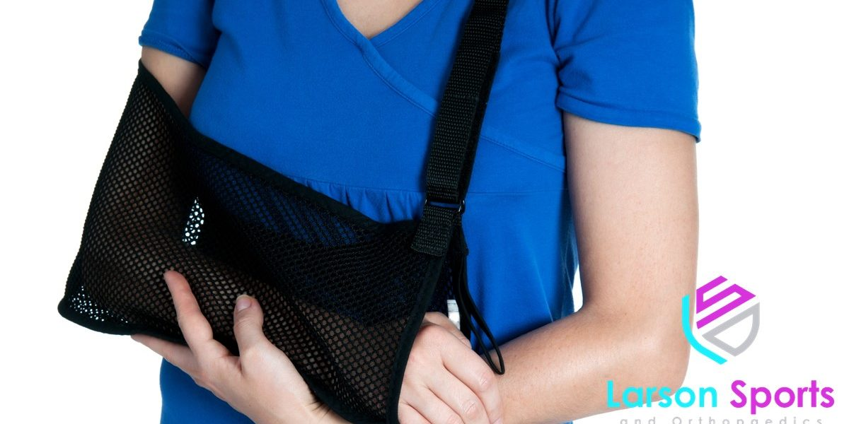 sling after rotator cuff surgery
