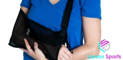 sling after rotator cuff surgery