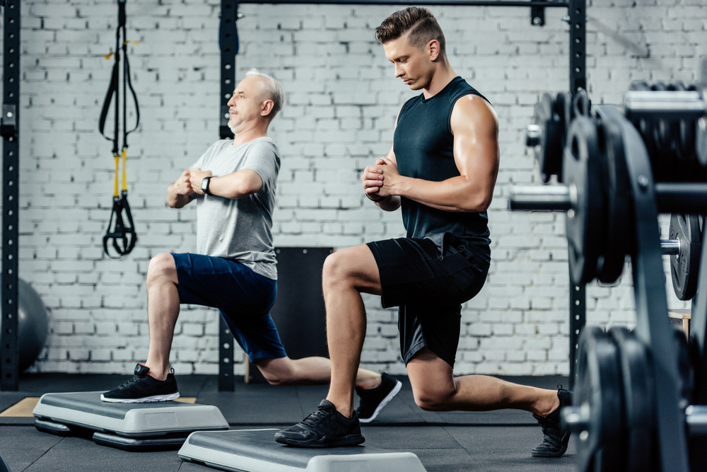 sarcopenia, adult strength training