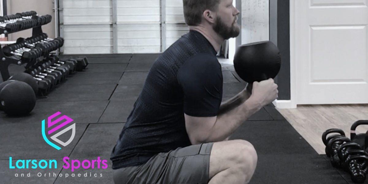 piriformis syndrome, kettlebell squat