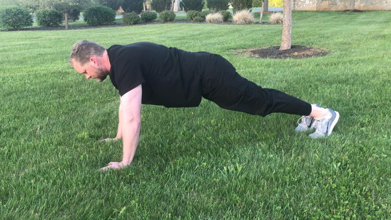 core control, plank, abdominal strength