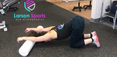 advanced shoulder stretching for athletes